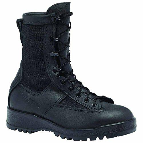 Belleville 770 Waterproof Insulated Combat and Flight Tactical Duty Boot, Black Schwarz