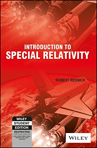 Introduction to Special Relativity