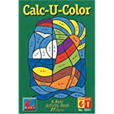 Calc-U-Color Buki Book by Poof Slinky