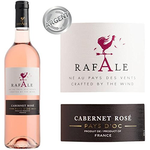 Rafale Vino Cabernet Rose - 750 Ml