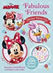 Disney Minnie Mouse Fabulous Sticker...