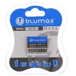 Blumax Batterie li-ion Batterie de remplacement pour Fuji