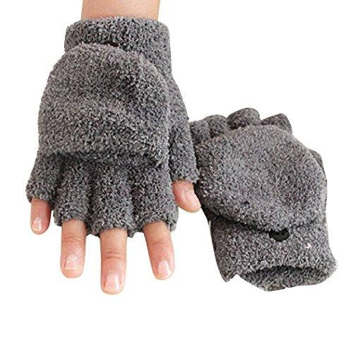 gemini-ladies-winter-warm-fleece-fingerless-mitten-cap-gloves-grey