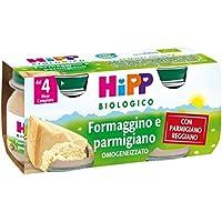 omogeneizzato al formaggino bio 80 g 2 pezzi - Italiano Cheddar
