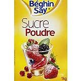 Béghin Say Sucre En Poudre - ( Prix Par Unité ) - Envoi Rapide Et Soignée