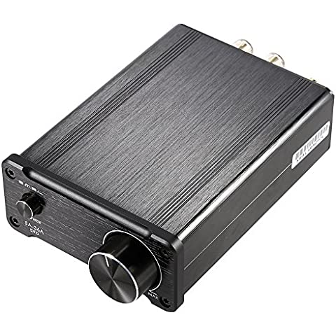 ammoon S.M.S.L SA-36A Pro Mini Portatile Stereo di alta Fedeltà Audio Digitale Power Amplifier Amp