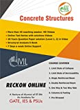 #10: RCA Online GATE/IES Preparation in Hindi; Course: Concrete Structures (Activation Key Card)