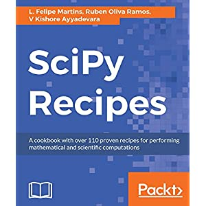 SciPy Recipes: A cookbook with over 110 proven recipes for performing mathematical and scientific computations (English Edition)