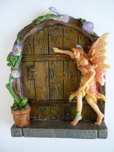 fabulous-sparkle-fairy-door-for-home-garden