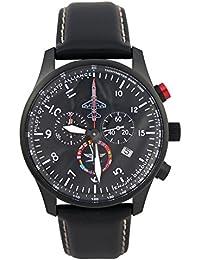 Junkers Herren Quarz Armbanduhr Chronograph Limited Edition Nato Alliance 3580-2