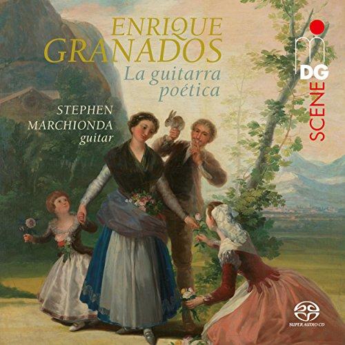 Doce Danzas Españolas para guitarra, Op. 37: No. 7, Valenciana