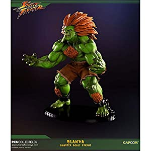 Pop Culture Shock - Street Fighter Blanka Figura, 718117172816, 43 cm
