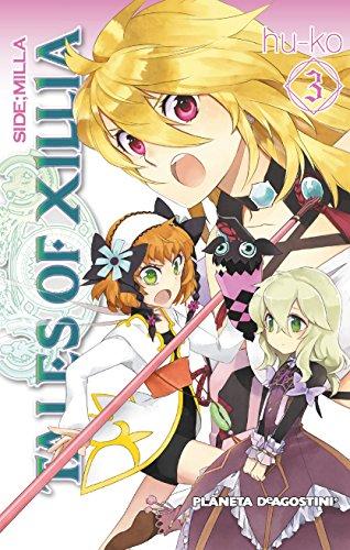 Tales of Xillia nº 03/05 (Manga Shonen)
