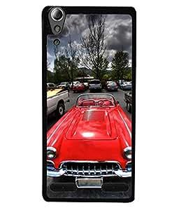 Fuson Designer Back Case Cover for Lenovo A6000 :: Lenovo A6000 Plus :: Lenovo A6000+ (rangoli art craft flower floral )