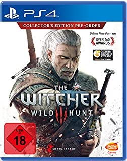 The Witcher 3: Wild Hunt - Collectors Edition (exklusiv bei amazon.de) - [Playstation 4] (B00KNZO2TC) | Amazon price tracker / tracking, Amazon price history charts, Amazon price watches, Amazon price drop alerts