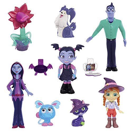 Pack de figuras Vampirina Fangtastic Friends por sólo 14,99€