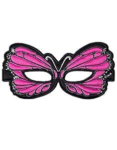 DREAMY DRESS-UPS 50769Rosa Mariposa máscara (Talla única)