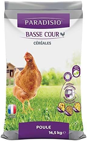 Blé Paradisio pour poule 14,5 kg