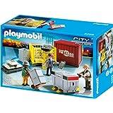 PLAYMOBIL 5259 - Cargo-Team mit Ladegut
