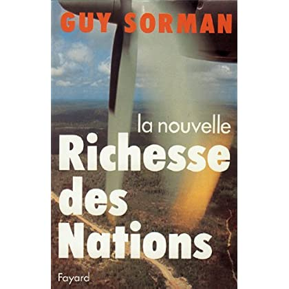 La Nouvelle richesse des nations (Documents)