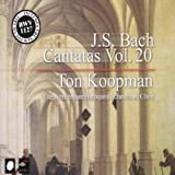 J.S. Bach: Cantatas, Vol. 20 by Koopman:cnd/Amsterdam Baroqu (2006-02-14)