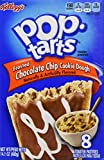 Kellogg's Pop-Tarts Frosted Chocolate Chip Cookie Dough -