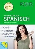 PONS Verbtabellen Plus Spanisch: Alle Verben mit links können.Mit Lernvideos.