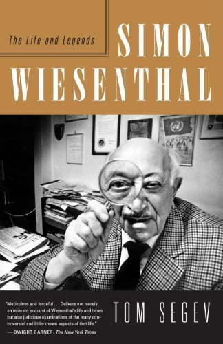 Simon Wiesenthal: The Life and Legends by Tom Segev (2012-04-03)