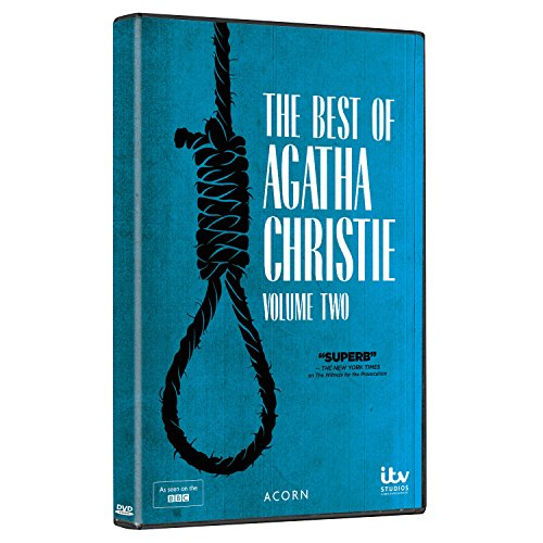 BEST OF AGATHA CHRISTIE 2 - BEST OF AGATHA CHRISTIE 2 (2 DVD)