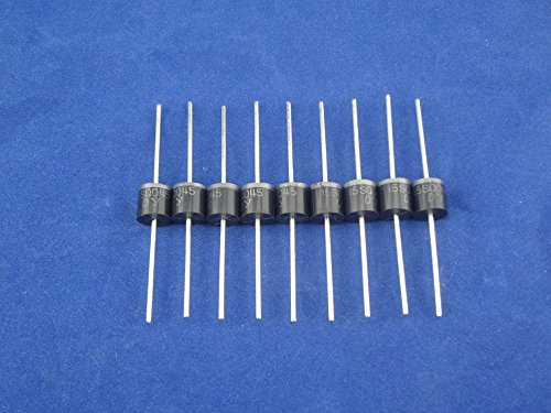 """Description: This listing includes 10 pcs of schottky diode 15A 45V  Application: Schottky diodes are used in photovoltaic (PV) systems to prevent a reverse current flowing through the PV modules. For instance, they are used in stand-alone (""""off-grid..."""