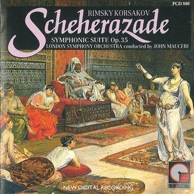 Rimsky Korsakov - Scheherazade Symphonic Suite
