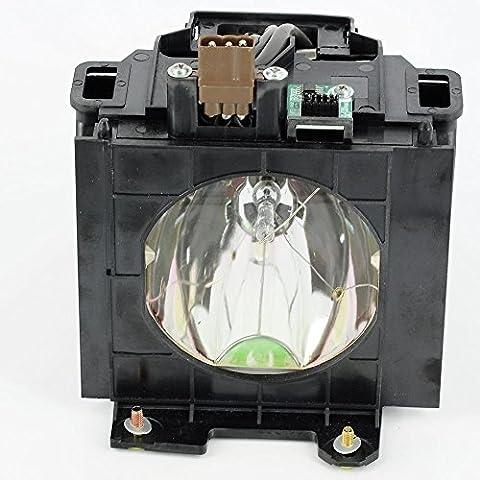 ET-LAD40W LAD40W Lampe pour Panasonic PT-D4000/PT-D4000E/PT-D4000U Lampe de projecteur avec boîtier