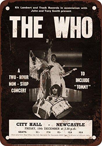 1969-il-che-in-newcastle-look-vintage-riproduzione-in-metallo-tin-sign-203-x-305-cm