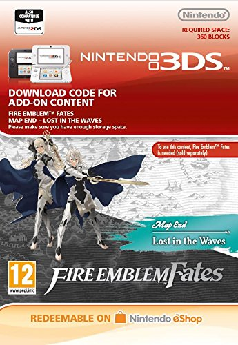 Fire Emblem Fates End DLC [3DS Download Code]