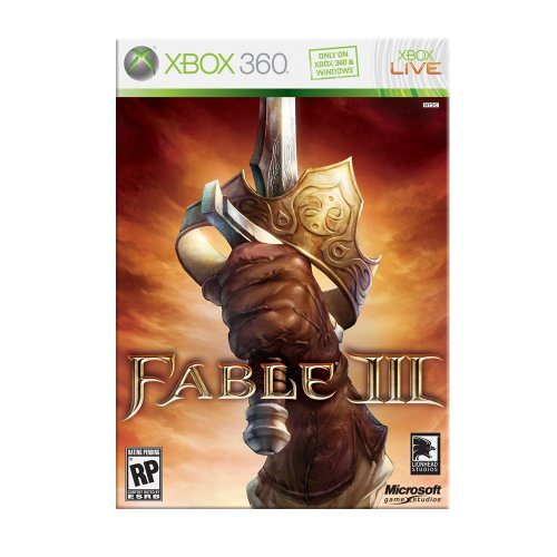 Fable III - Limited Edition (uncut) - Video-spiel Fable