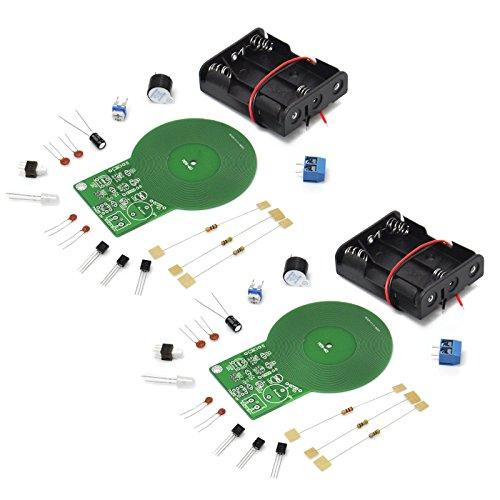 gikfun mds-60Metalldetektor-Modul für Arduino DIY Löten Praxis Kit (Pack von 2Pcs) ek1906