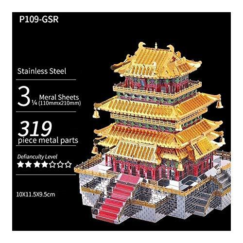 HHGO 3D Puzzle 3D Metall Puzzle,...