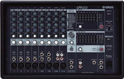 Yamaha EMX212S Mixer Series by Yamaha