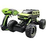 Higadgettm Dirt Drift Waterproof Remote Controlled Rock Crawler Rc Monster Truck - Random Color
