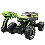 higadget Dirt Drift Waterproof Remote Controlled Rock Crawler RC Monster Truck (Random Colour)