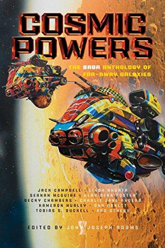 Cosmic Powers: The Saga Anthology of Far-Away Galaxies (English Edition)