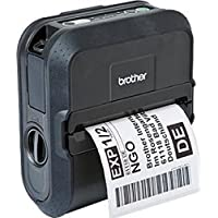 Brother RJ-4040 4 inch Rugged Mobile Printer with Wireless Connectivity