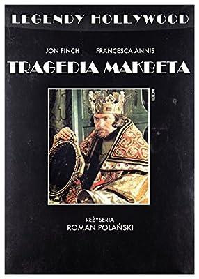 Tragedy of Macbeth ,The [Region 2] (English audio. English subtitles) by Jon Finch