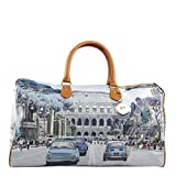 BORSA DONNA Y NOT? BORSONE WEEKEND IN ROME YES BAG H359 - YNOT - amazon.it