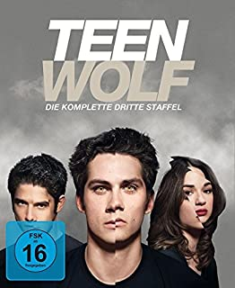Teen Wolf - Staffel 3 (Softbox) [Blu-ray]