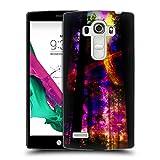 Head Case Designs Offizielle Haroulita Saturn-Blitz Raum Ruckseite Hülle für LG G4 Beat / G4s / G4 s / H735