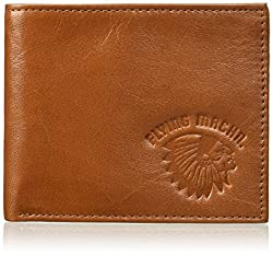 Flying Machine Tan Mens Wallet (FMAW0225)