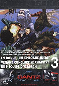Gantz Osaka Edition simple Tome 3