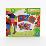 Milly & Flynn Elmer Matching Pairs Game