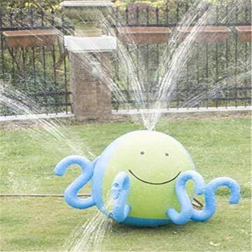 popchilli Wasserspiele Für Kinder Aufblasbare Wasser Spray Ball Kinder Wasser Sprinkler Spielzeug Aufblasbarer Wassersprinkler Octopus Wasserstrahlball Wasserball Für Kinder Erwachsene Spaß Im Freien -